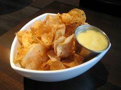 Pub Restaurant Copycat Recipes: Homemade Potato Chips