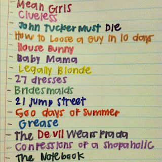 Things to do at a teenage sleepover