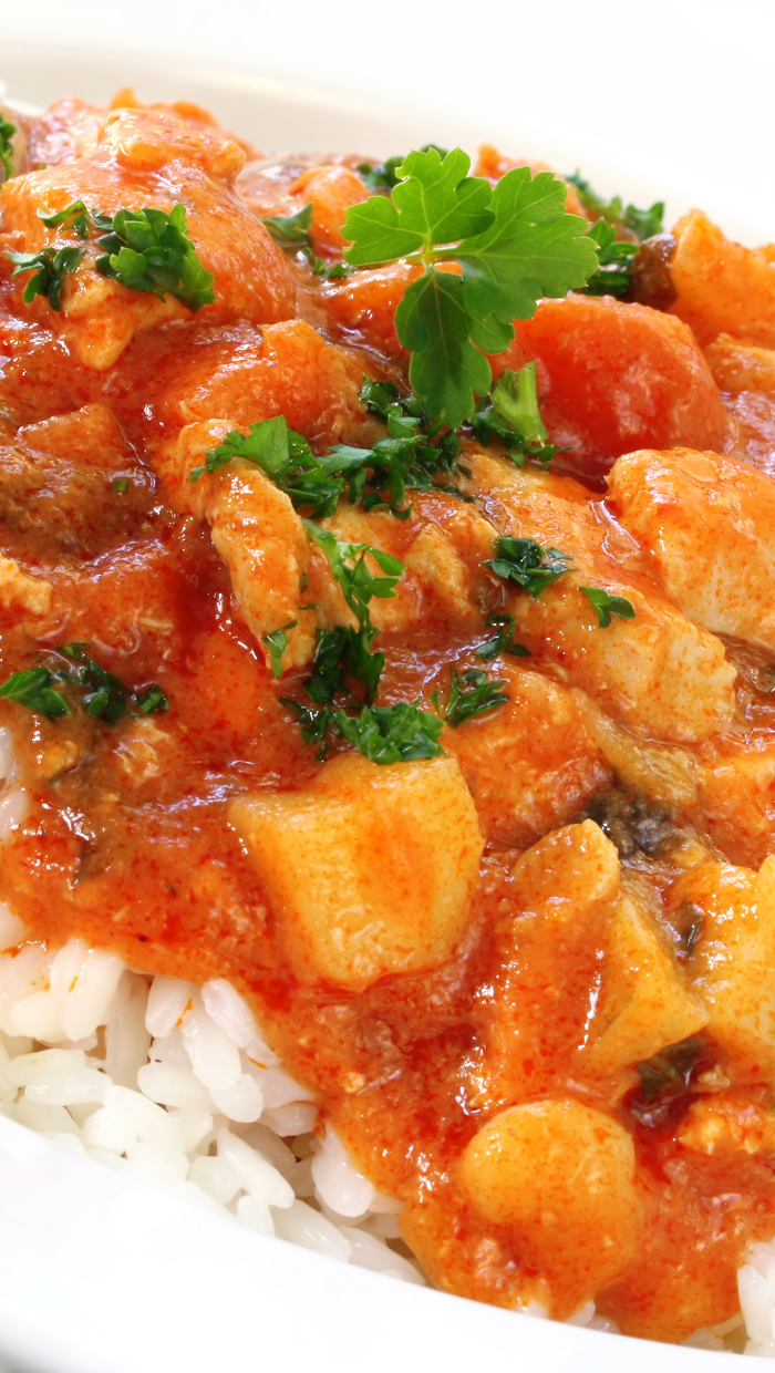 Slow Cooker Fragrant Chicken Curry | Recipe | Curry ...