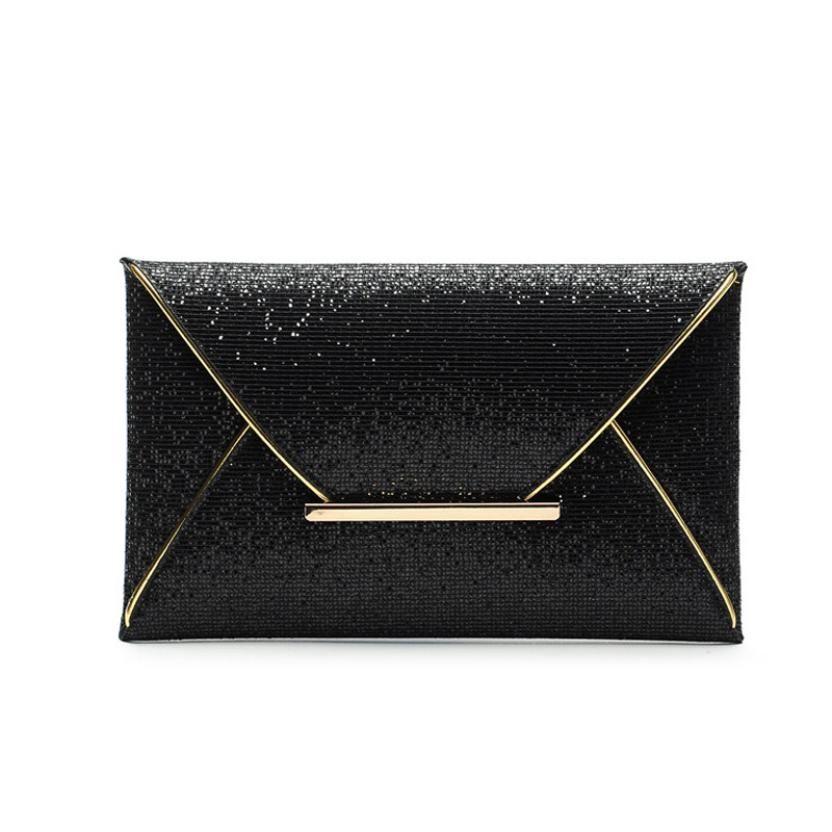 Kai yunon 2016 Neue Mode Damen Pailletten Hülle Tasche Abendgesellschaft Clutch Handtasche Schwarz August 16 //Price: $US $6.84 & FREE Shipping //     #abendkleider