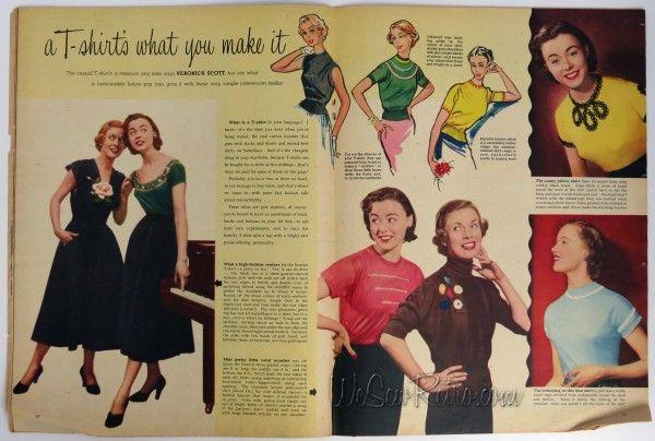 May 1952 t-shirts England