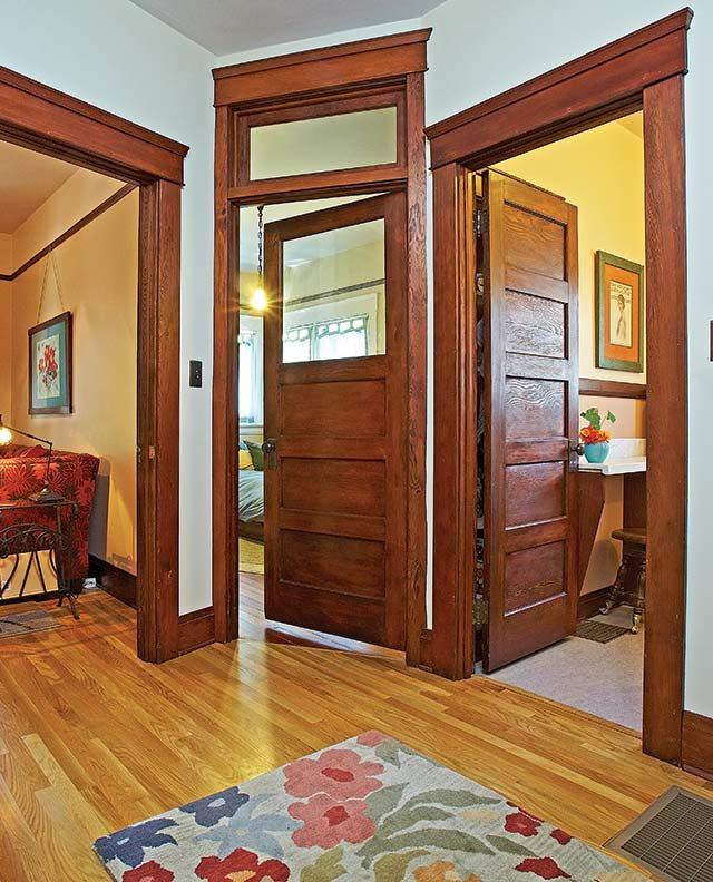 Guide To Old Doors Historic Home Interiors Pinterest Bungalow