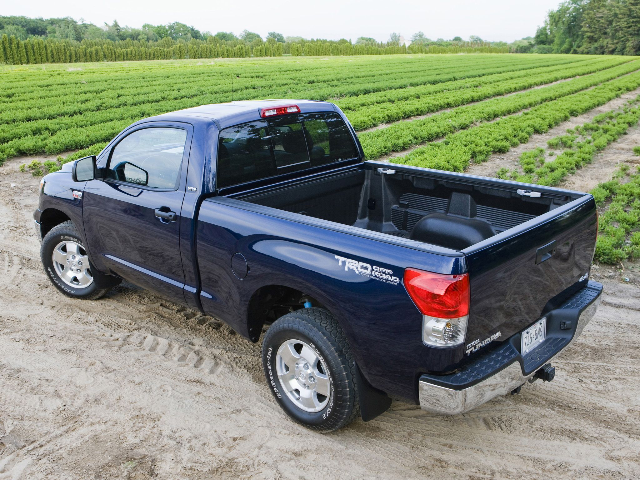 Toyota tundra single cab