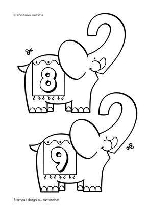 Canzone di 1 elefante si dondolava