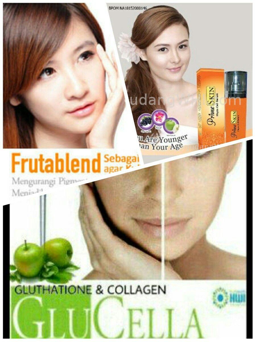Glucella Frutablend Dan Phytocell 3 Perpaduan Yang Sempurna Untuk Vitamale Original Hwi Ecer Kulit Kamu