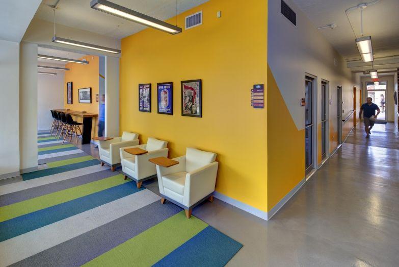 Creative Bloc, Baton Rouge, LA   Tipton Associates Architecture   Planning    Interior Design