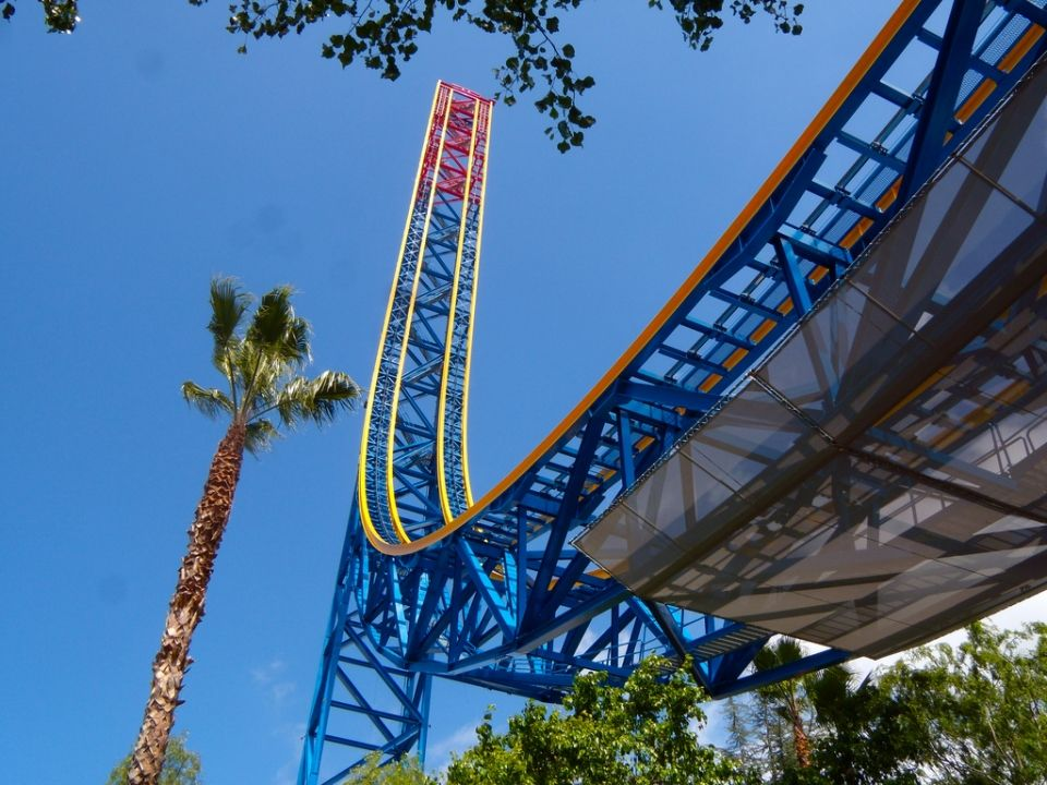 14 Scariest Roller Coasters In Us That Raise Your Hair On Their Ends Triphobo Travel Blog