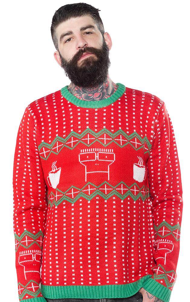 descendents 2014 xmas sweater 7000 descendents xams sweater - Descendents Christmas Sweater