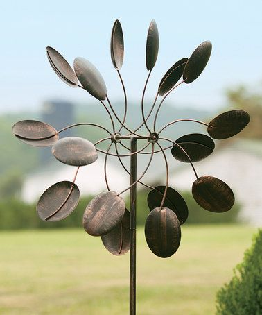 Another great find on #zulily! Wind Kinetic Garden Stake #zulilyfinds