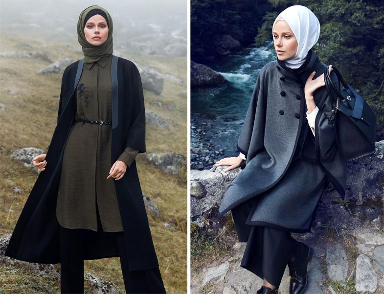 Is Yasaminin Tesetturlu Kadinlarinin 6 Favori Giyim Markasi Basortusu Modasi Kadin Moda Stilleri