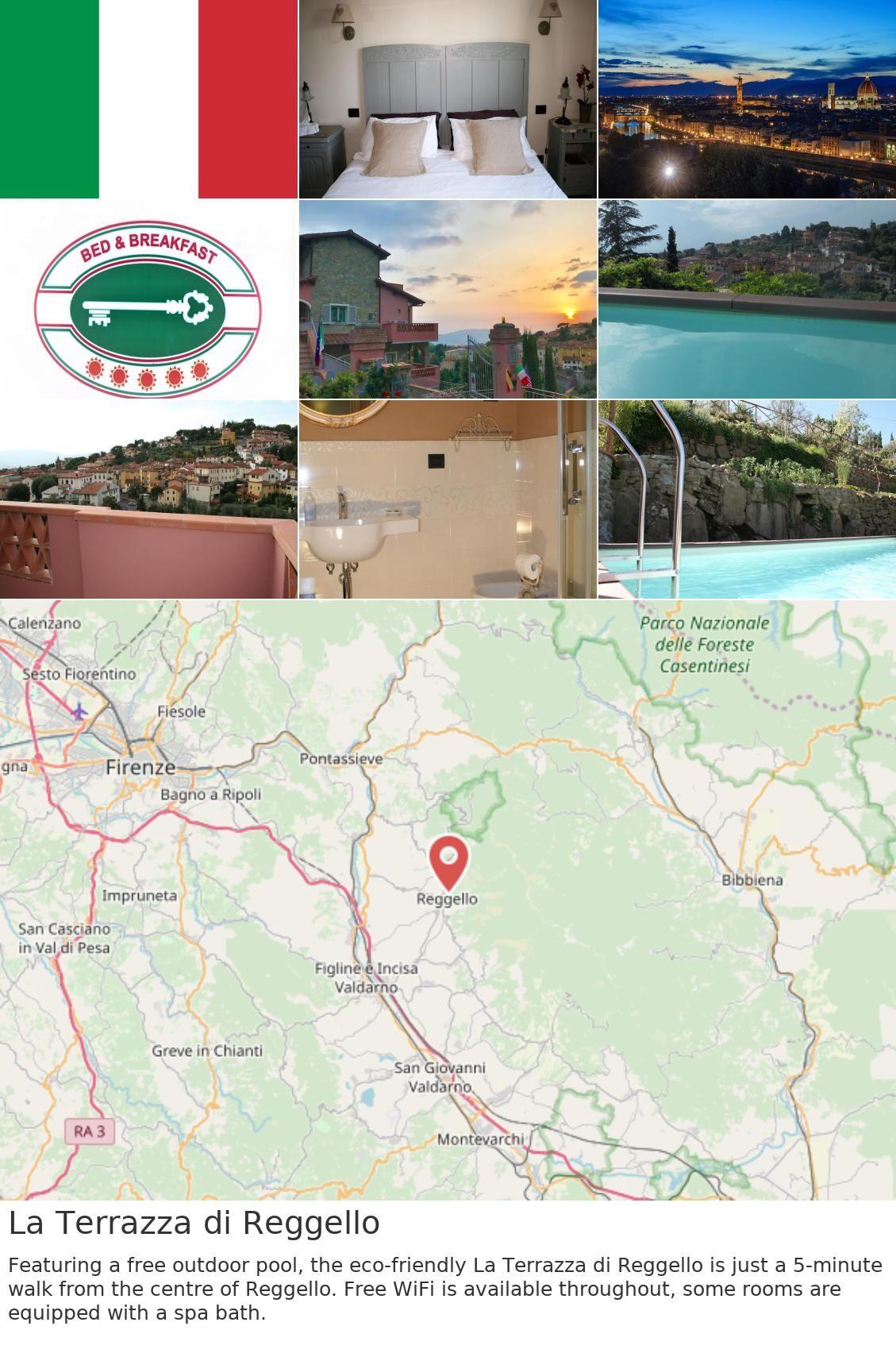 La Terrazza Di Reggello In 2019 Italy Outdoor Pool Spa