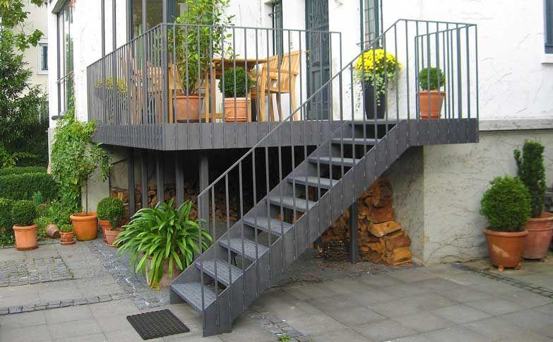 metallbau zt rk garten neu favoriten in 2018 pinterest balkon treppe und terrasse. Black Bedroom Furniture Sets. Home Design Ideas