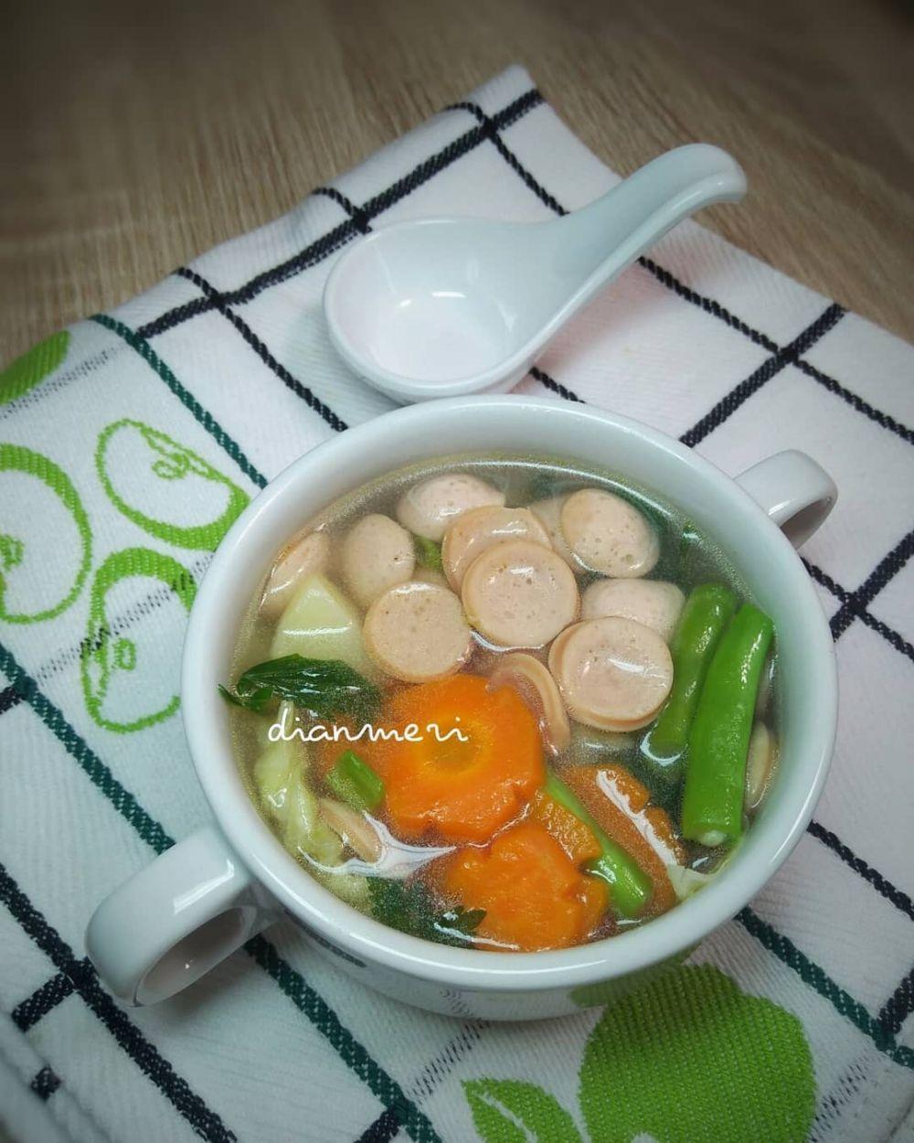 17 Resep Sop Rumahan Instagram Resep Masakan Sehat Resep Makanan Sehat Resep