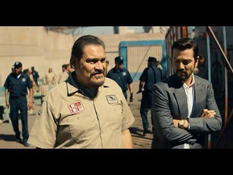 Felix Visits Don Neto And Rafael In Prison Narcos Mexico Season 2 El Patron Del Mal Universidad De Medellin Pablo Escobar