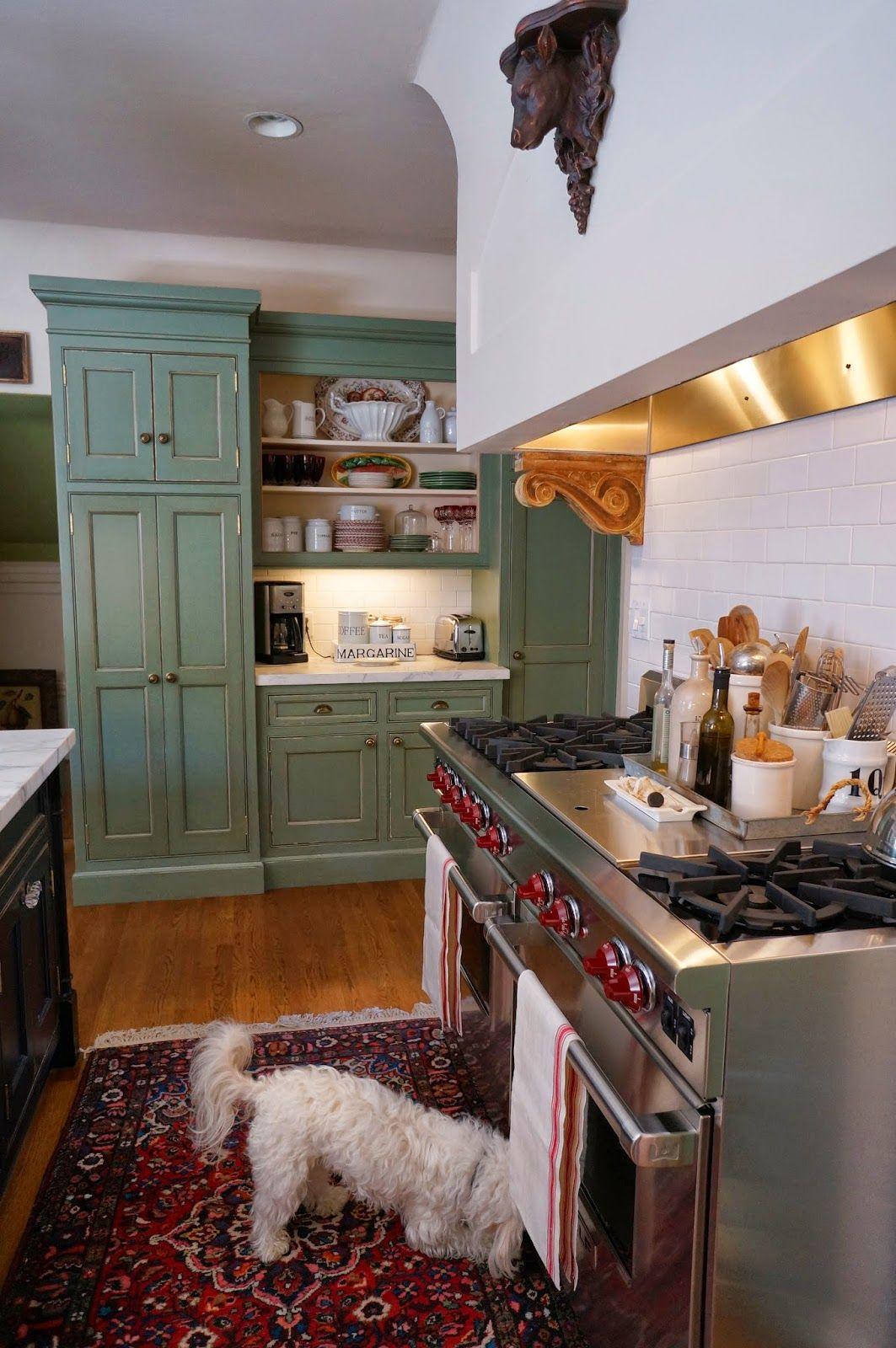 vignette design: From Mustard To Mayo | Kitchens and Breakfast Rooms ...