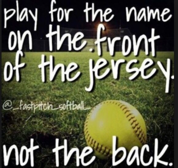 Play for the front. Forget about the back!
