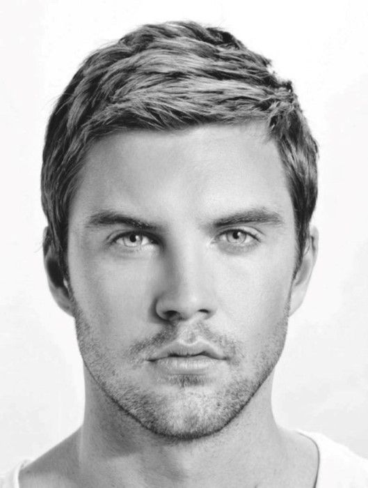Top 50 Best Short Haircuts For Men - Frame Your Jawline | christmas ...