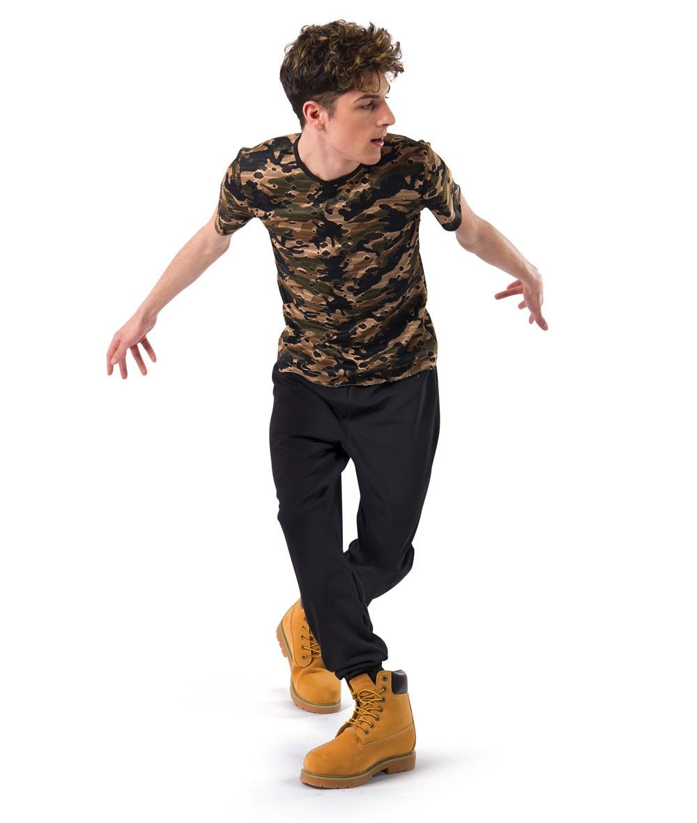 b3d256087 19108 - Imma Be Guy Top by A Wish Come True | Dance costumes | Dance ...