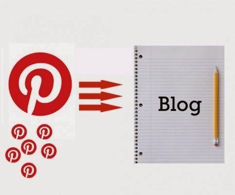 passos para atrair seguidores no Pinterest e enviar tráfego de qualidade para seu blog