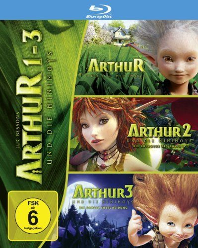 arthur and the invisibles 3 full movie