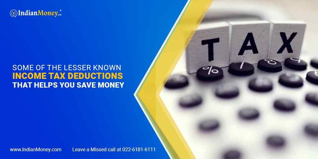 Some of the lesserknown tax deductions that help