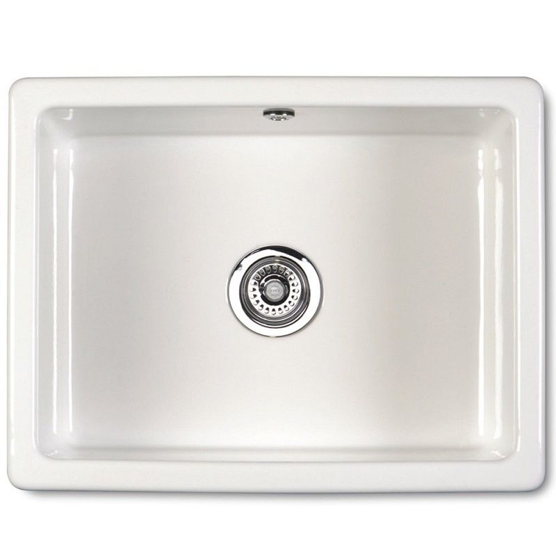 Shaws Classic Inset - Ceramic inset or undermount kitchen sink ...