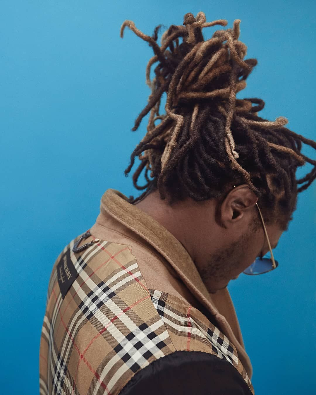 Instagram Future Rapper Kids Hairstyles Dreadlock Hairstyles