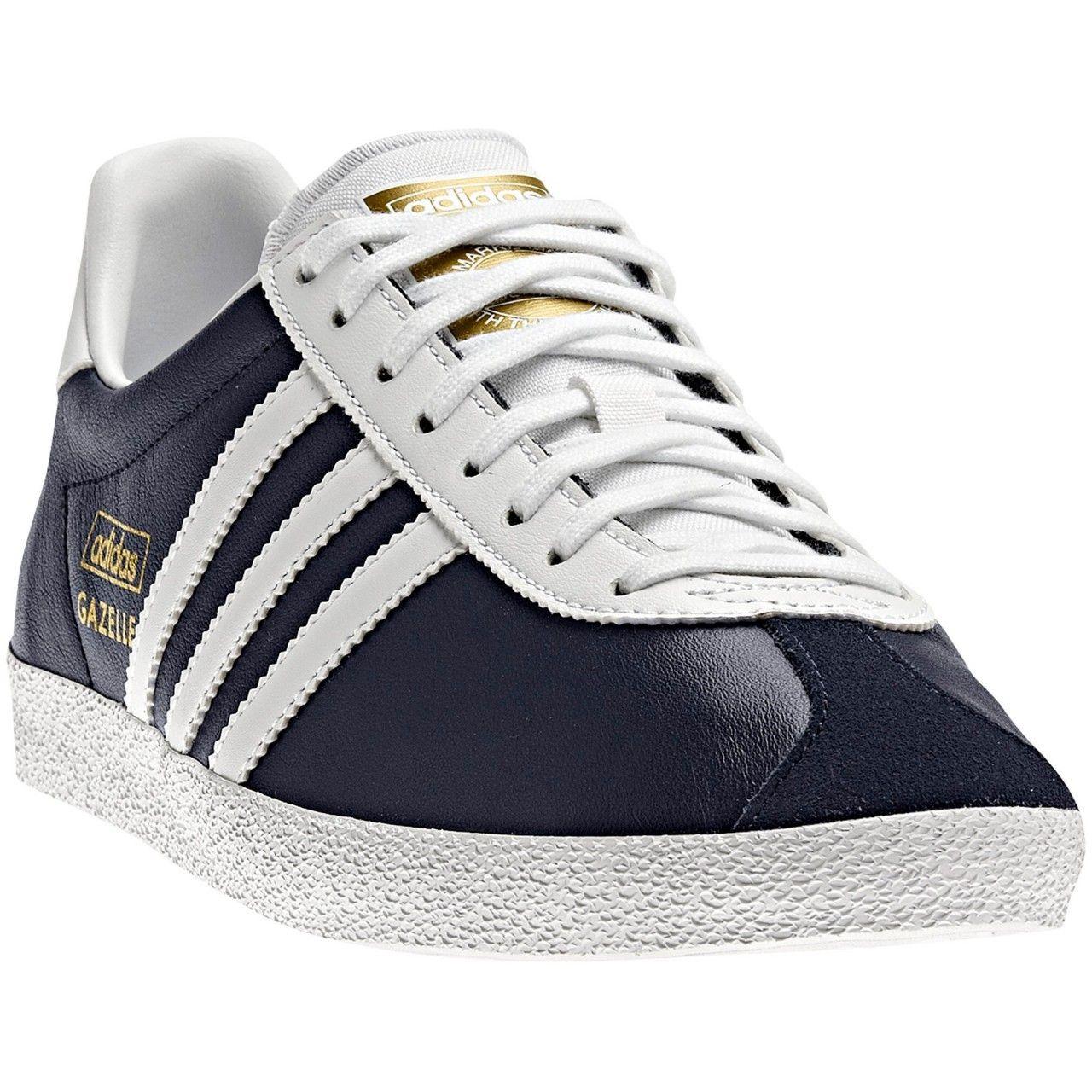 £59.00 adidas Gazelle OG Shoes Full grain leather upper for comfort and  soft feel Nylon