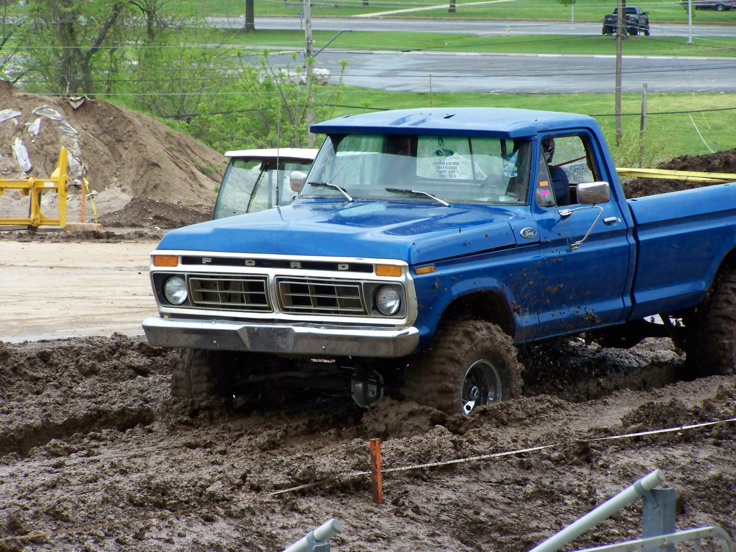 Ford Vintage Mud Truck Ford Truck Models Ford Pickup Trucks Ford Pickup