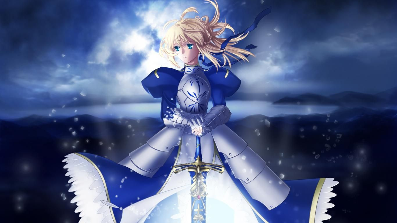 Anime Wallpapers Fate/Stay Night HD 4K Download For Mobile iPhone & PC