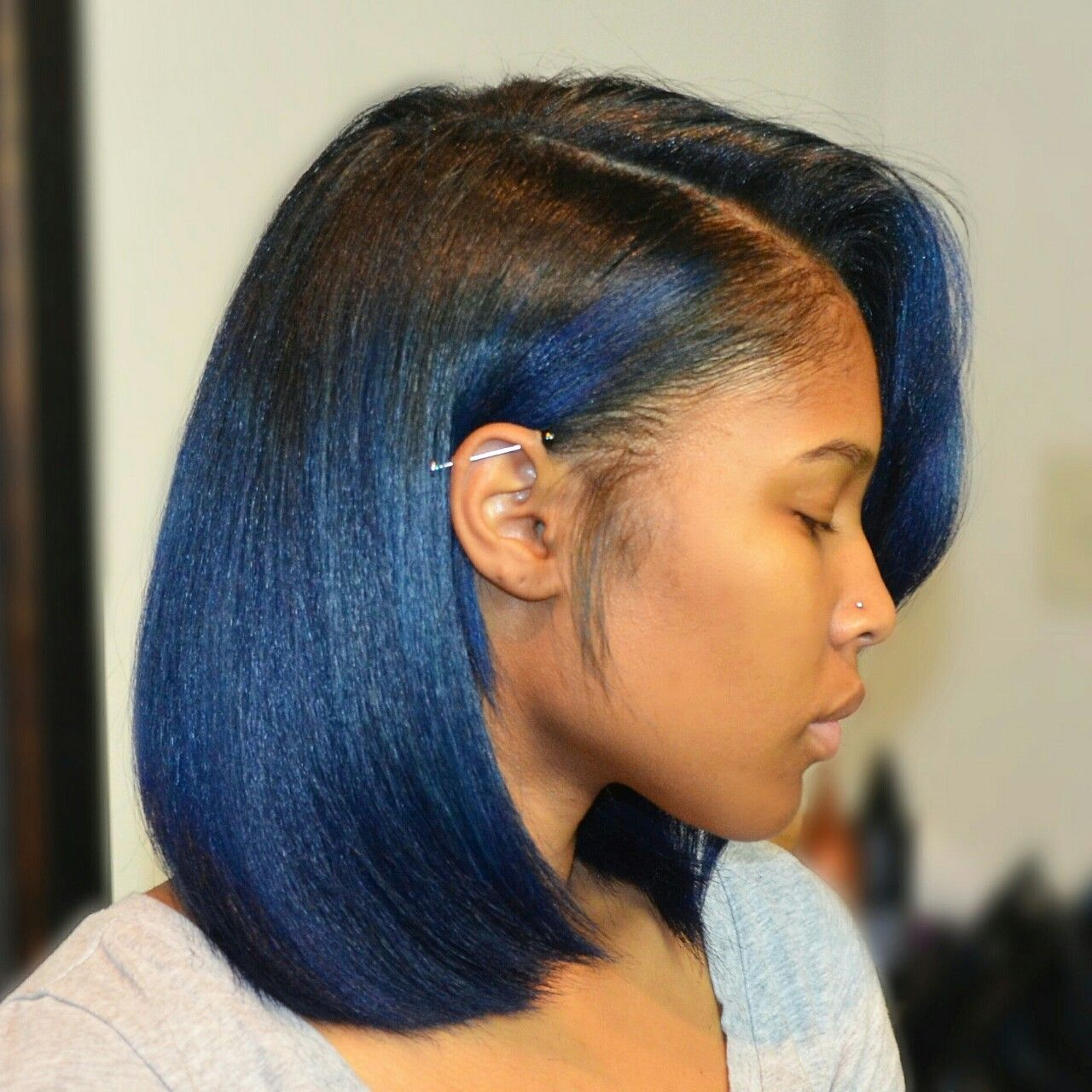 I think i want to try this prettynatural color and cut boblife