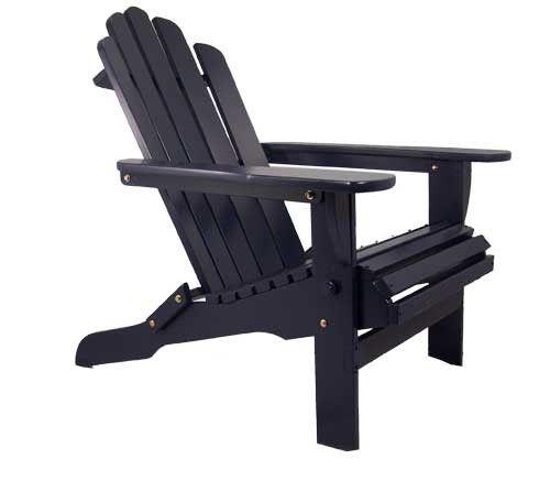 Adirondack Chair Finish Navy Blue Made In Usa Adirondack