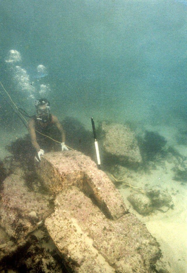 Dwarka Mythical City Found Under Water Ancient Underwater Cities Underwater City Mythical