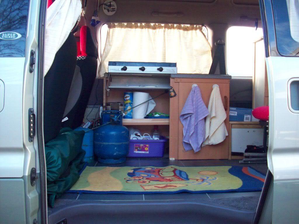Delica camper