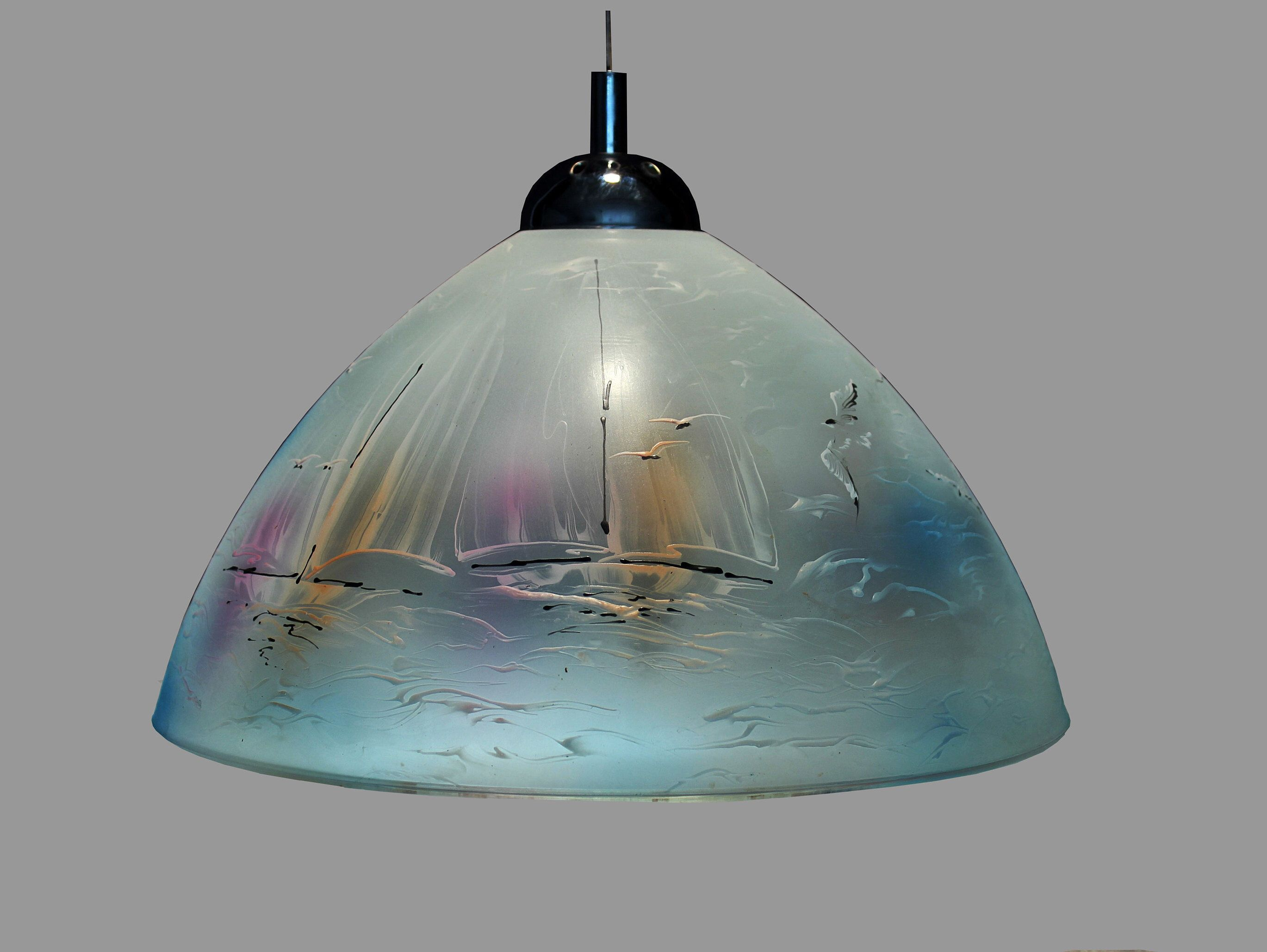 Coastal Lighting Pendant Light Artistic Nautical