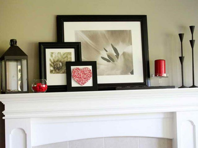Decorating fireplace mantels the proportion and scale of the