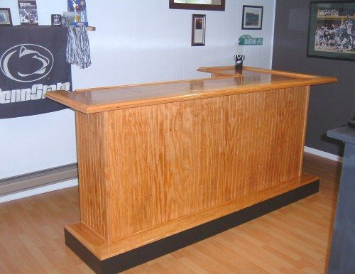 Image Result For How To Build A Home Bar From Scratch