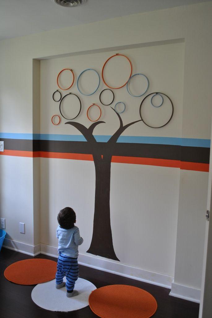 35 Easy Creative Diy Wall Art Ideas For Decoration Creative