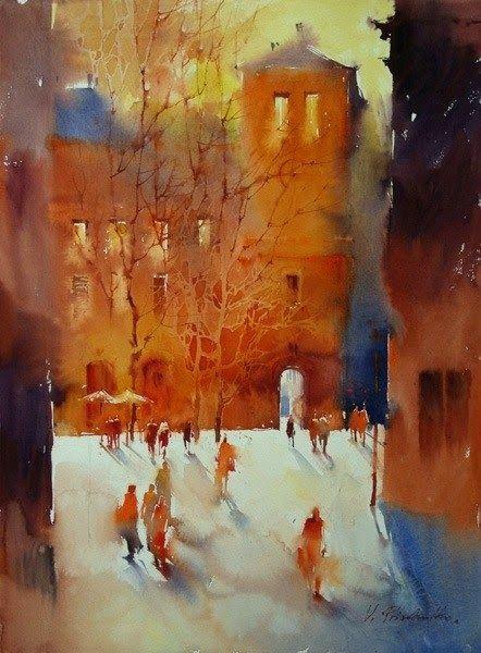 Виктория Пришедько(Viktoria Prischedko)... | Kai Fine Art