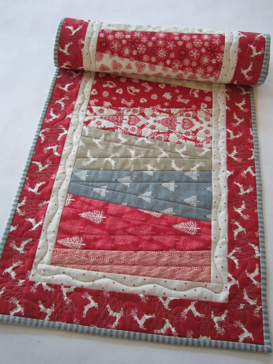 Incredible Pinterest Christmas Quilted Table Runners Download Free Architecture Designs Scobabritishbridgeorg