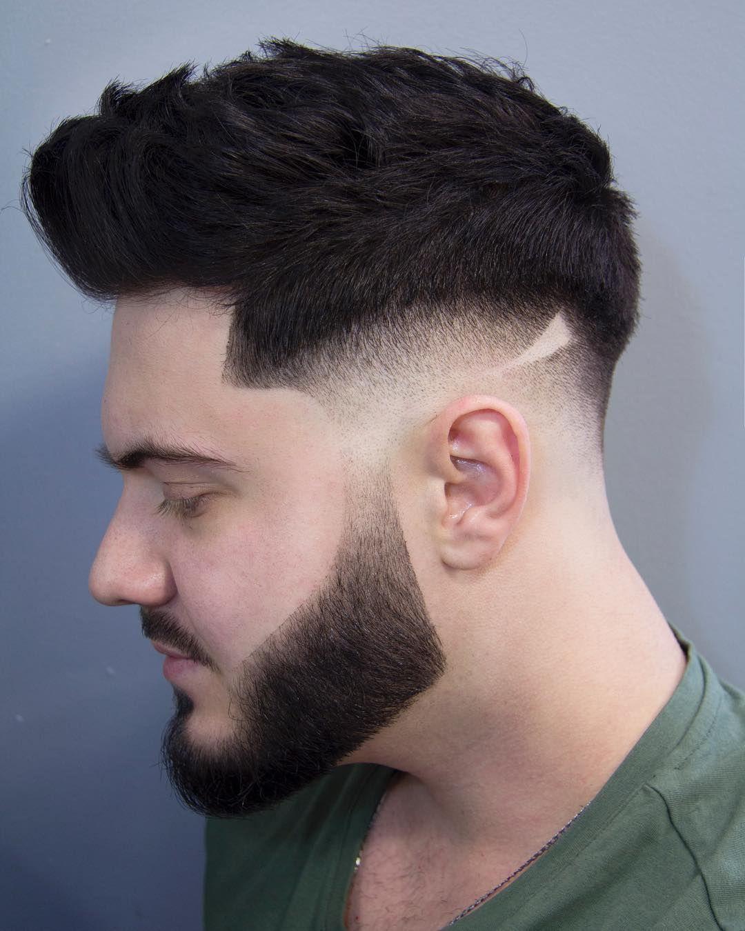 Rasiert Seiten Frisuren  Mnner Frisuren 2018  rasierte