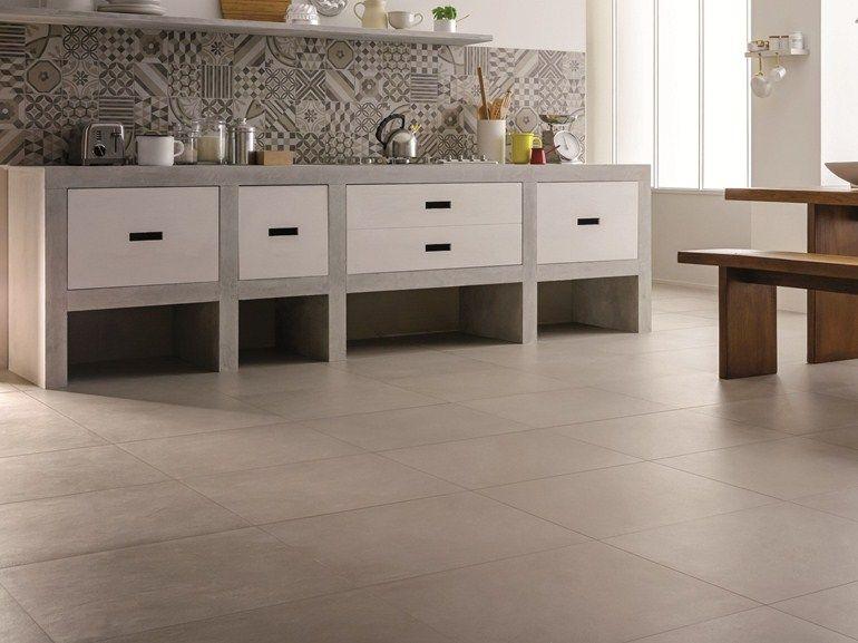 Revestimiento de pared suelo de gres porcel nico block for Suelo de gres porcelanico