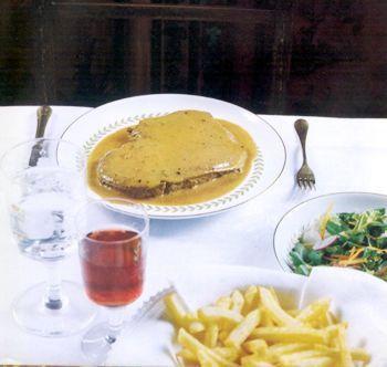 Bife à Marrare - Gastronomia de Portugal