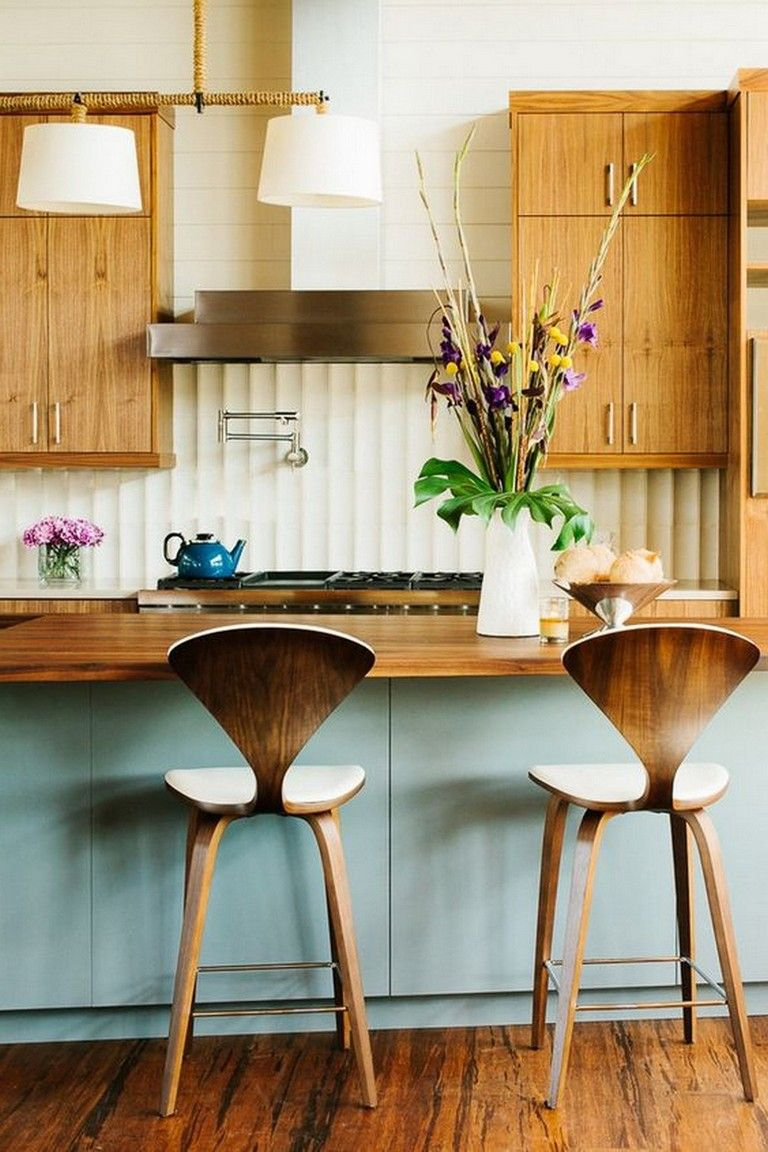 08 MID-CENTURY KITCHEN IDEAS FOR YOUR FUTURE HOUSE | Mid ...