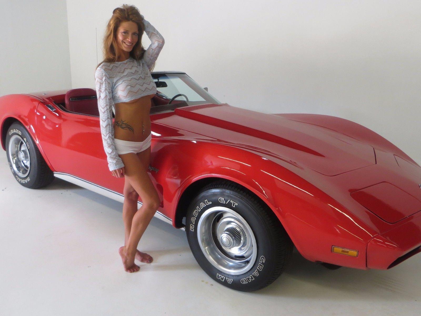 Details About 1974 Chevrolet Corvette Stingray Cars
