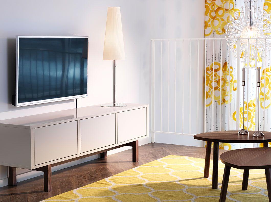 stockholm banc tv en beige et lunta 365 lampe de table sweet decorative details. Black Bedroom Furniture Sets. Home Design Ideas