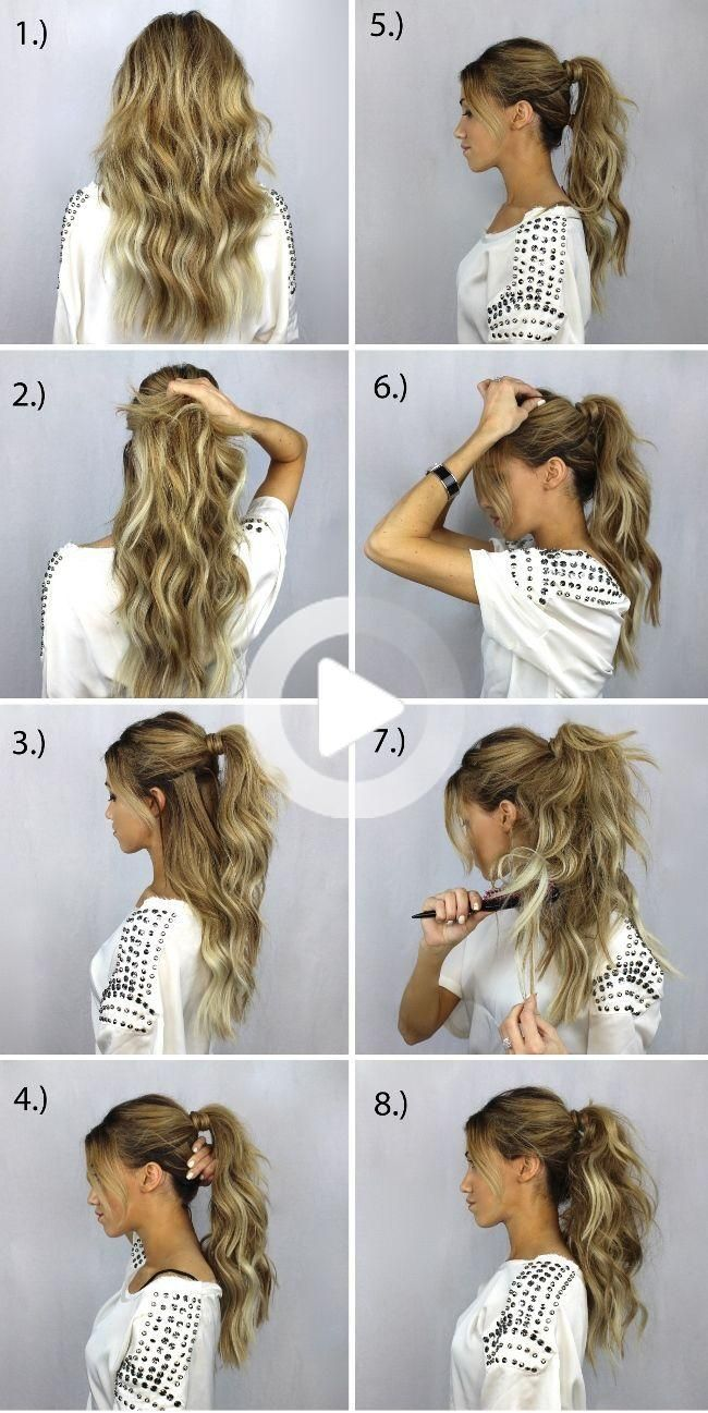 Photo of What are some beautiful party hairstyles for long hair?