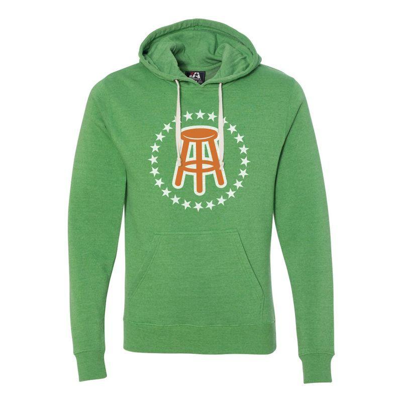 Barstool logo hoodie Hoodies, Cincinnati shirts, Hoodie