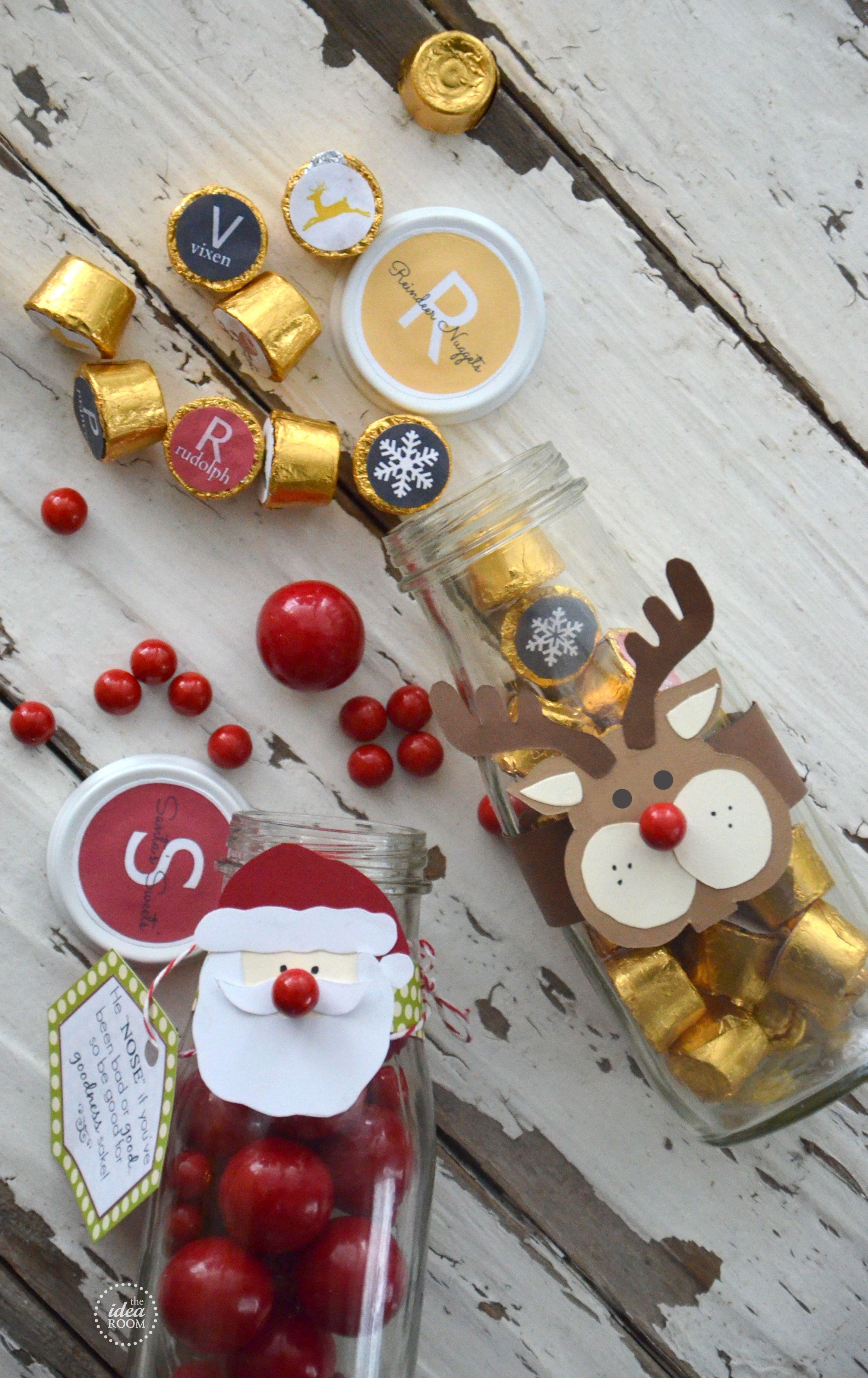 Pin by Lili Chamorro on Christmas   Christmas candy gifts ...