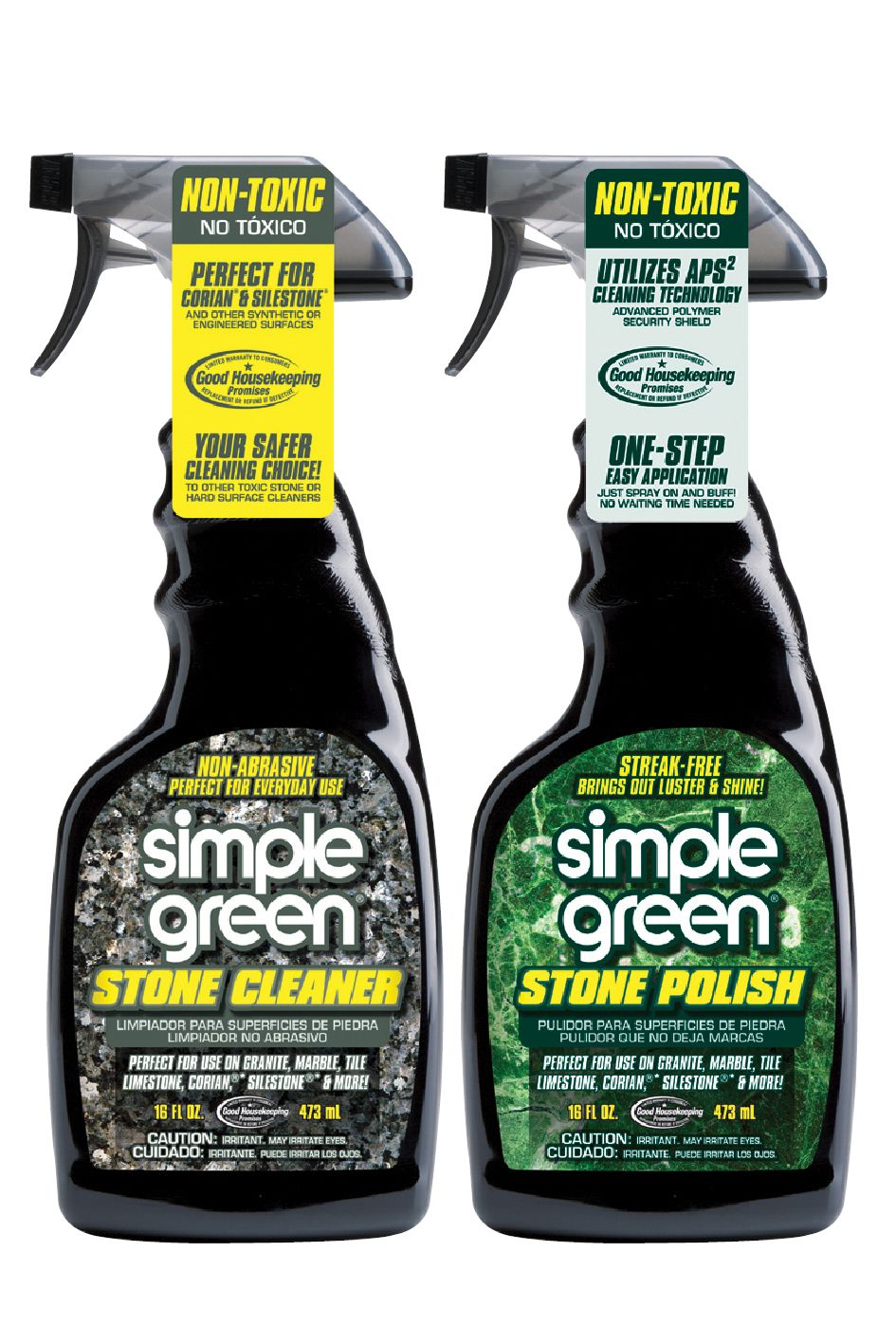 Simple Green Stone Cleaner Rtu 473ml
